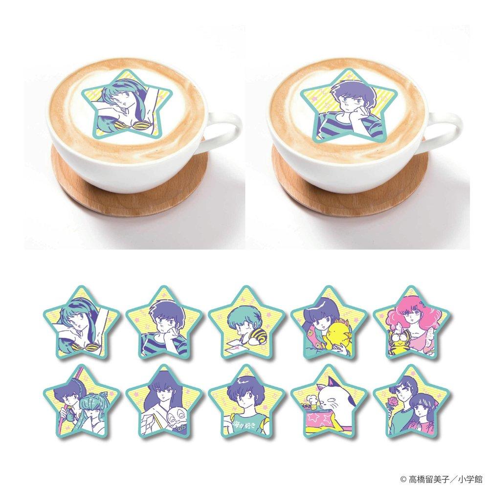 13. うる星やつらラテ(HOT) ¥ 790