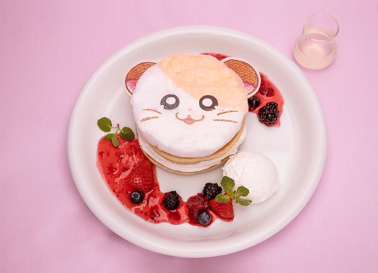 5. ハム太郎のまぼろしパンケーキ