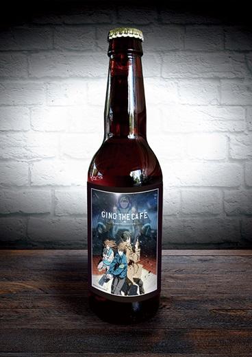 7. GINO THE CAFEオリジナルラベルビール