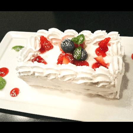 3. ソルティ・ケーキ