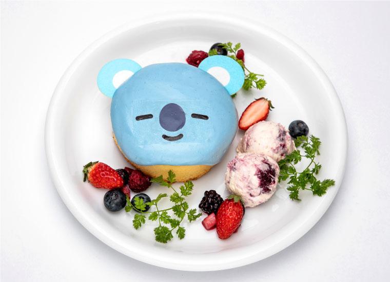 5. KOYAのパンケーキ