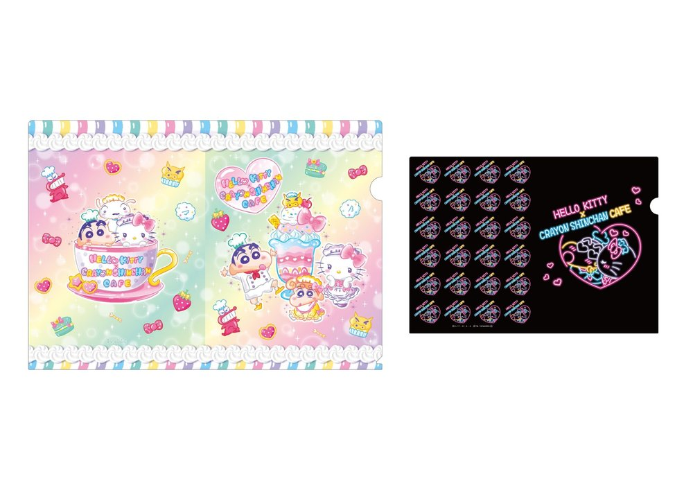 A4/A5 クリアファイルセット | Clear File ¥600