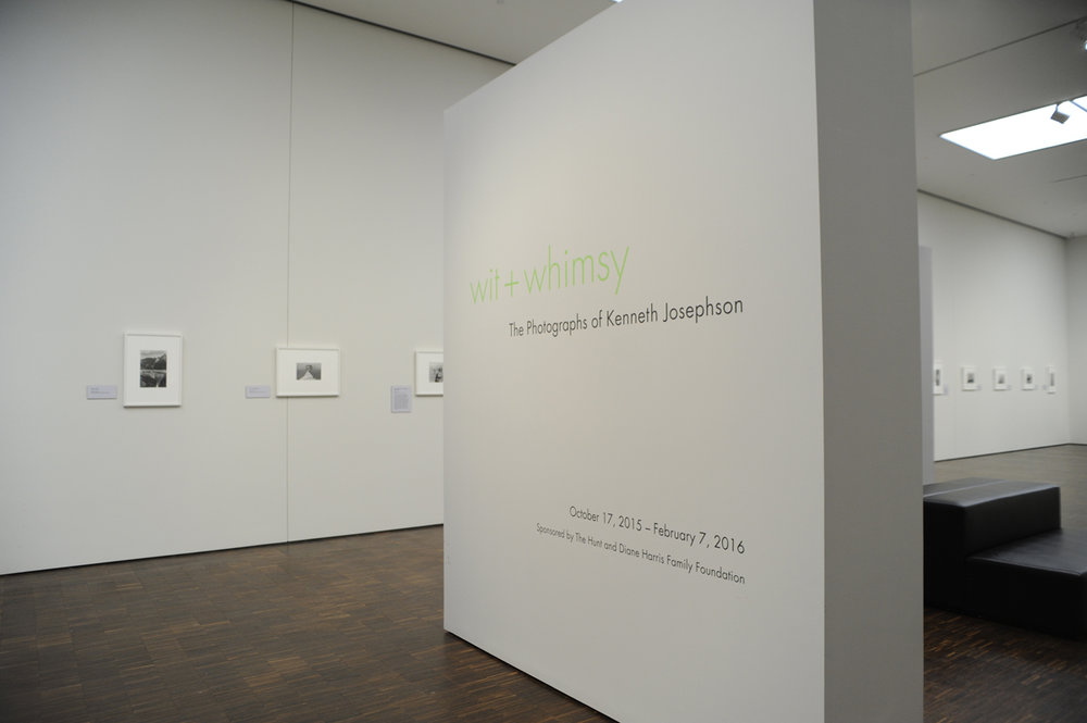Wit + Whimsy installation view.