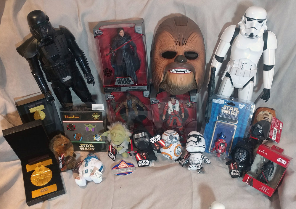 Just some of the amazing prizes we're giving away at Star Wars Day Toronto 2017, May 4 at Hard Rock Cafe Toronto