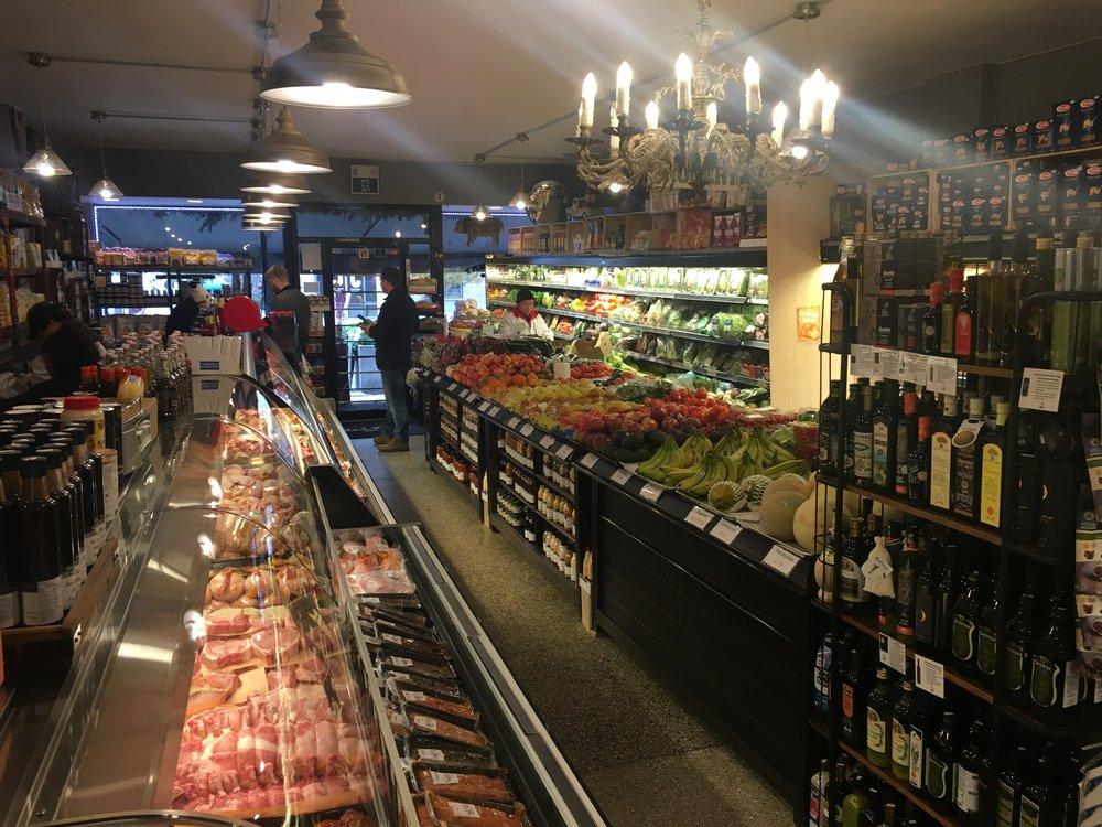 Royal York Meat Market (interior)