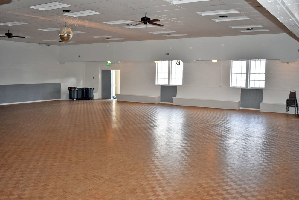We provide the room (and disco ball) and you provide the party!