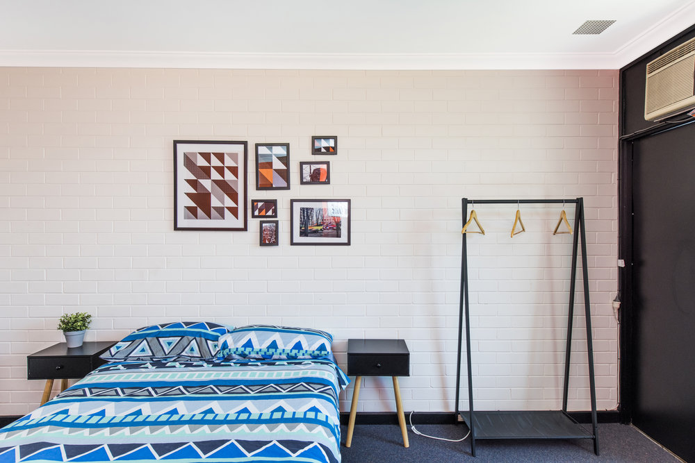 Stylish, uncomplicated living on Perth's best cafe strip.