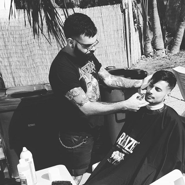 Fella's feel the need for a fresh cut we have the man for you the fabulous Franco wil sort you out and have you feelin freakin awesome