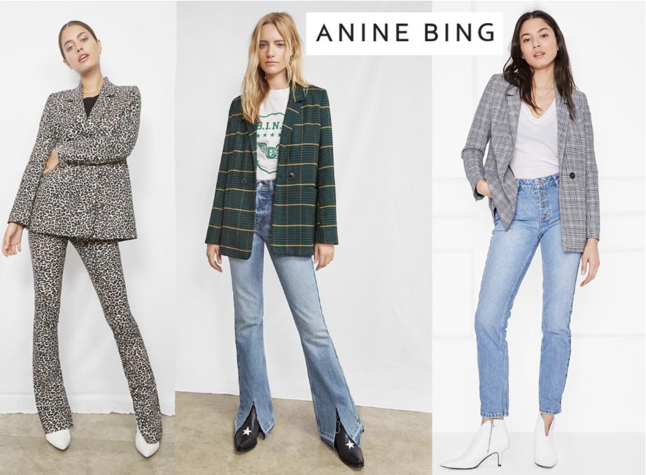 Anine Bing Blazer
