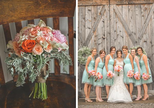 Lindsay & Clinton | Kentucky Bride magazine Real Kentucky Wedding blog feature | Photo by R.T. Photography
