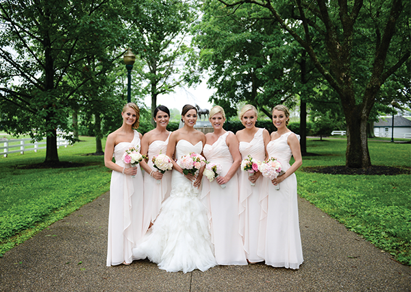 Laura & Brock | Kentucky Bride magazine Real Kentucky Wedding blog feature | Photo by Jessica Campbell Photography