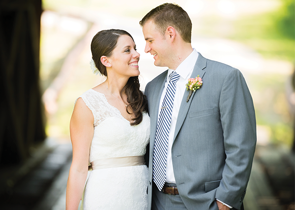 "Cassie & Brian | Kentucky Bride Magazine ""Real Kentucky Wedding"" Blog Feature 