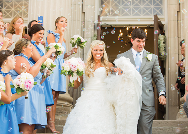 Katie & Trey | Kentucky Bride magazine Real Kentucky Wedding Blog Feature | Photo by Scott Hayes Photography