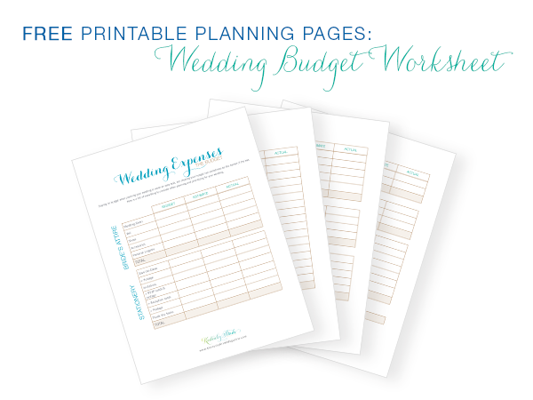 Planning Pages Blog Budget_top photo