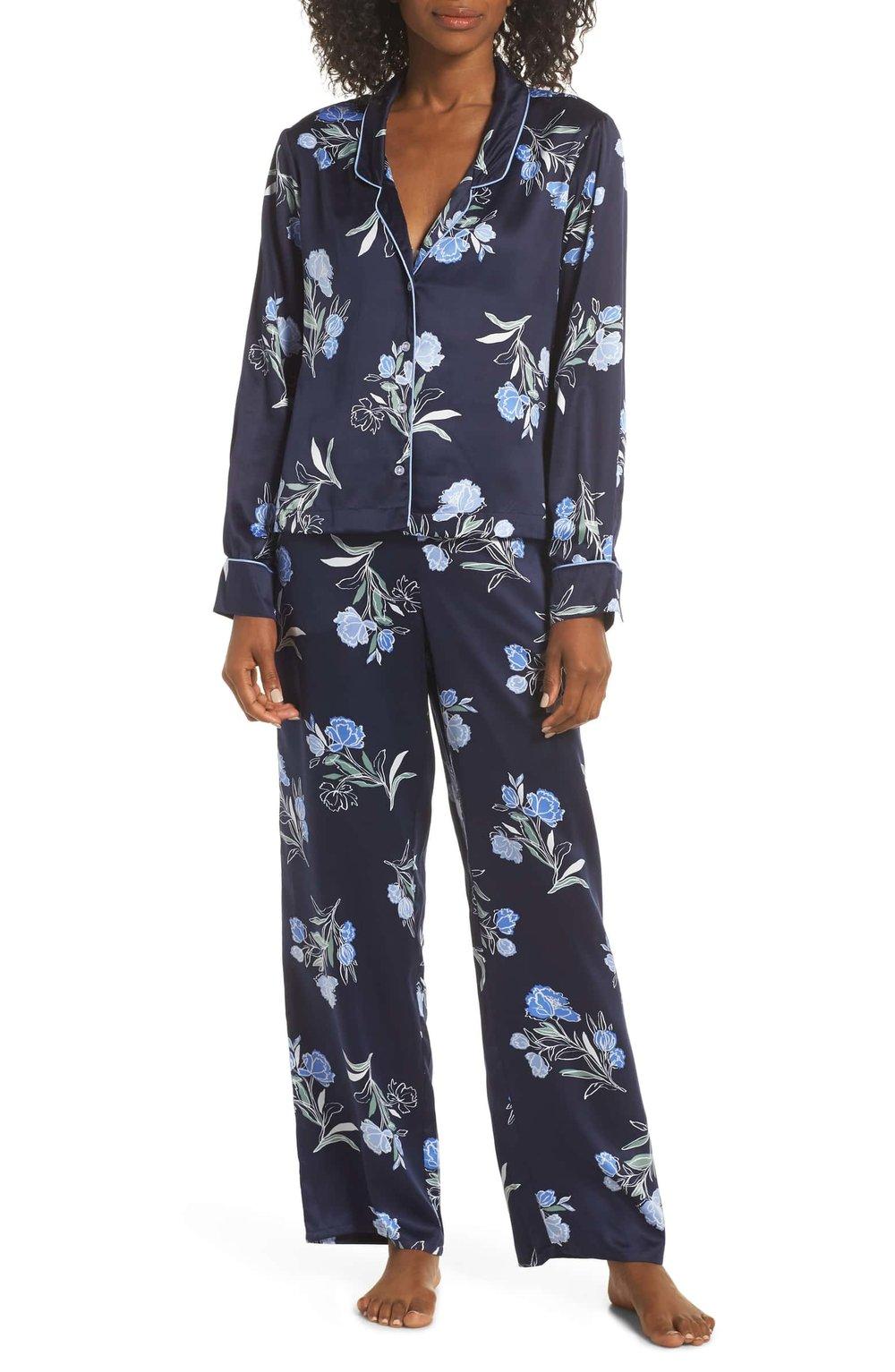 Satin Pajamas - Splendid, shop here.