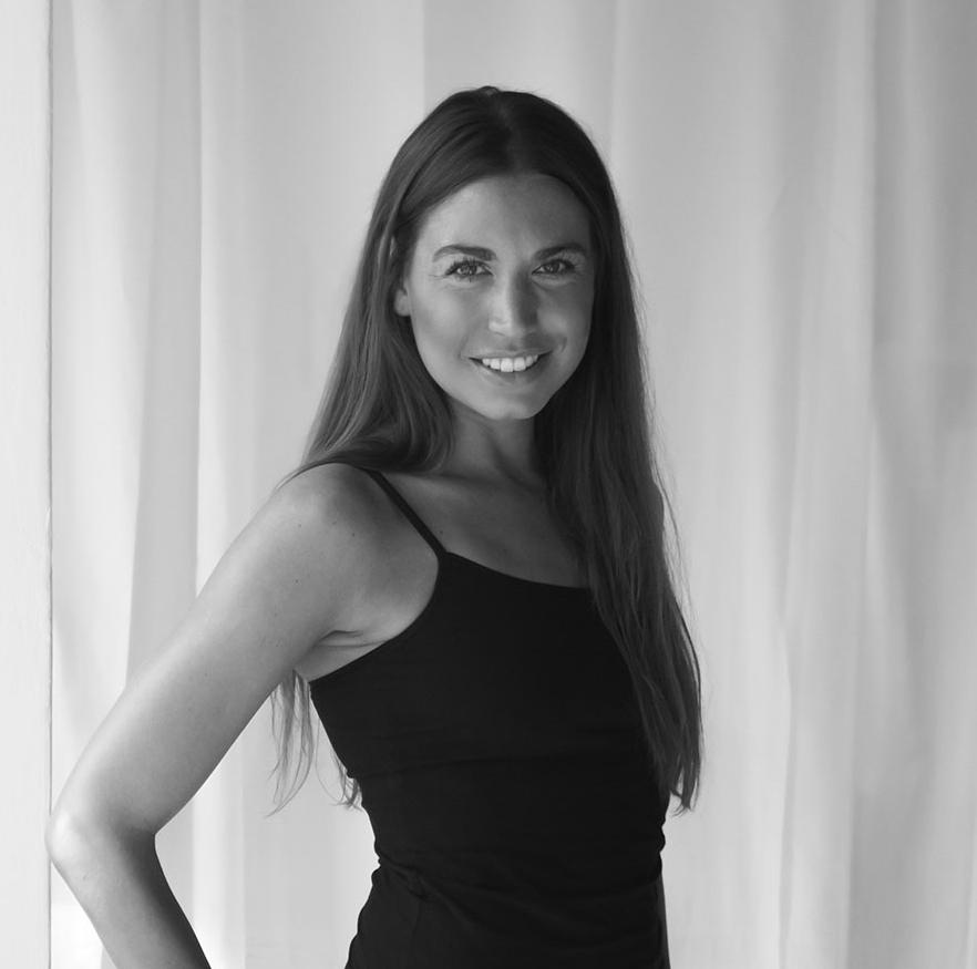 Julia Meyer - Teacher YOGA / PILATES (DE/EN)CERTIFICATIONS:• 200H Y4ALL Yoga Certificate• 100H Y4ALL Advanced Yoga Certificate• 100H Ashtanga Yoga Certificate• 50H Y4ALL Pilates Certificate• E-RYT 200