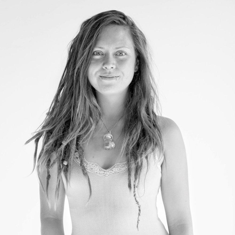 Geraldine Klewes - Teacher YOGA (DE/EN)CERTIFICATIONS:• 200H Yoga Certificate• 100H Y4ALL Advanced Yoga Certificate• 60H Yin Yoga Certificate• E-RYT 200
