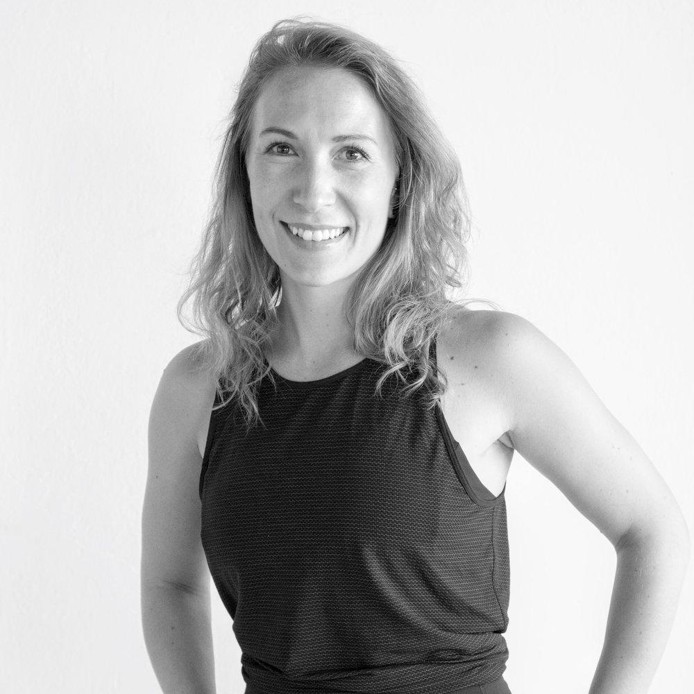 Judith Sommerfeld - Teacher YOGA (EN/DE)CERTIFICATIONS:• 200H Y4ALL Yoga Certificate• 100H Y4ALL Advanced Yoga Certificate• E-RYT 200