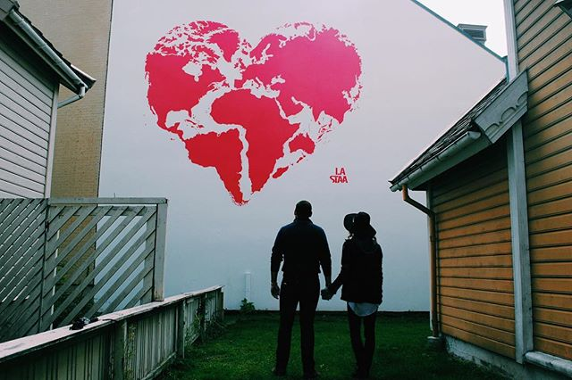 in lieu of [🌍] day | #lovetheearth #happyearthday #stavanger #norway