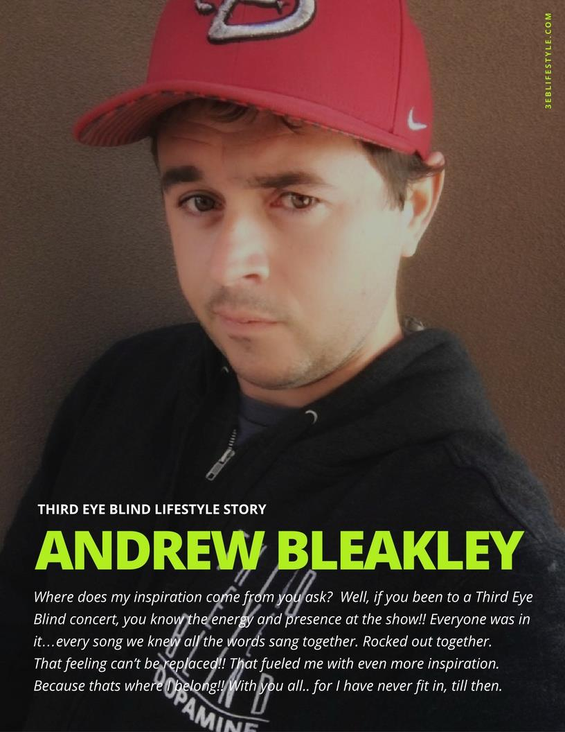 Andrew Bleakley