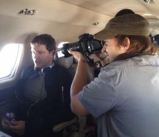 Gavin Michael Booth- Stephan Jenkins Jet Setters