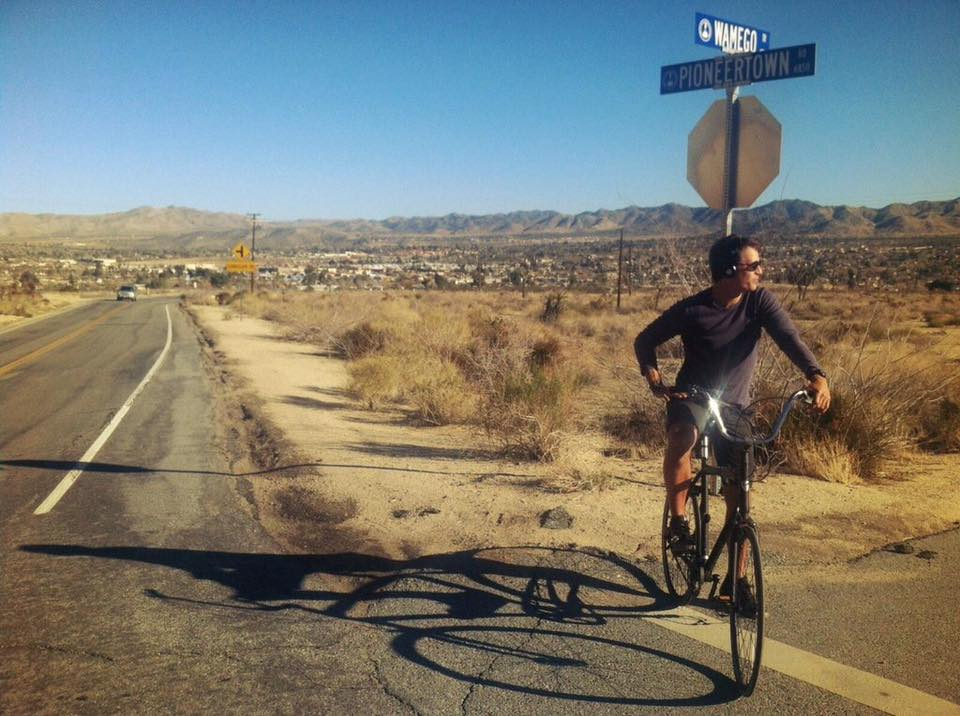 Twenty Five - Ride Your Bike.