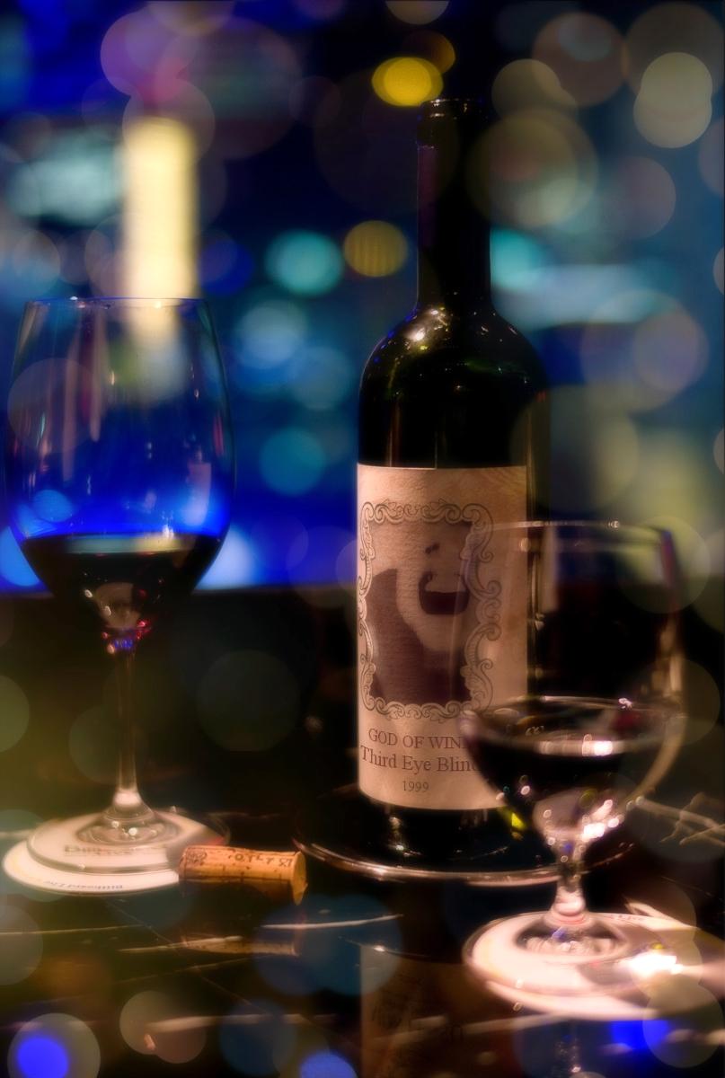 God of Wine, Third Eye Blind.