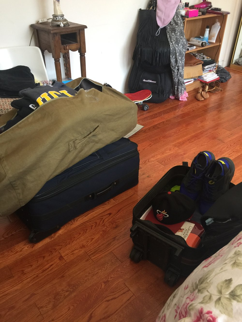 Garvin Thiele's Bags