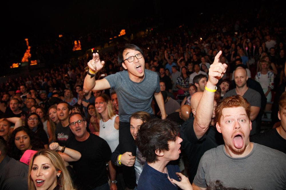 Summer Gods Tour, Greek Theater Los Angeles, Third Eye Blind, Mike Wilson