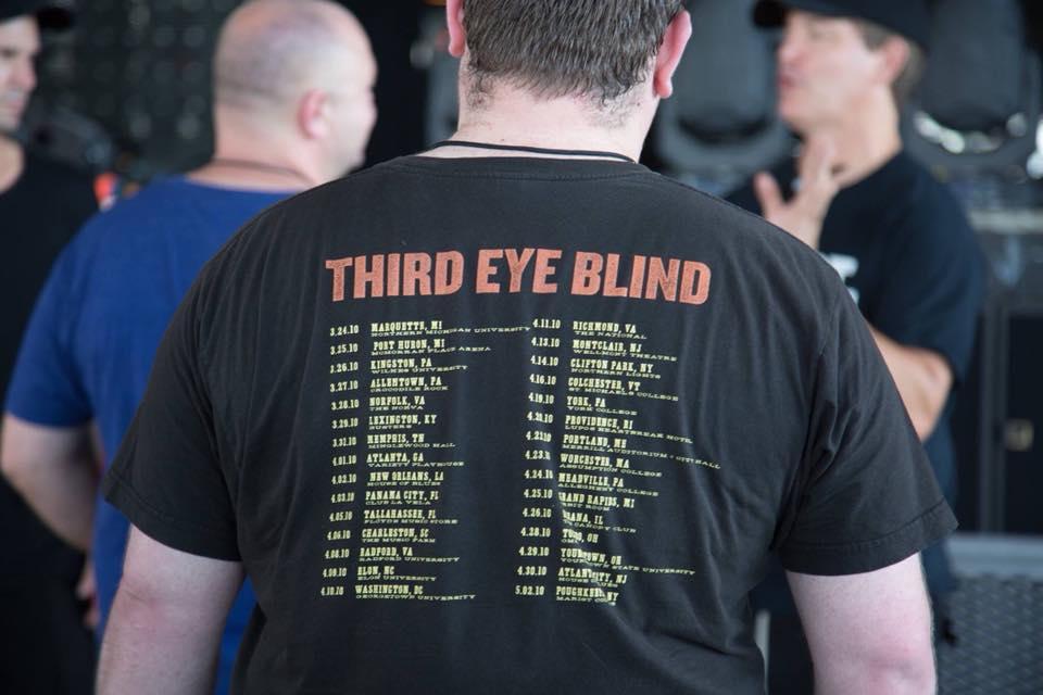Courtesy of Third Eye Blind, Mike Wilson