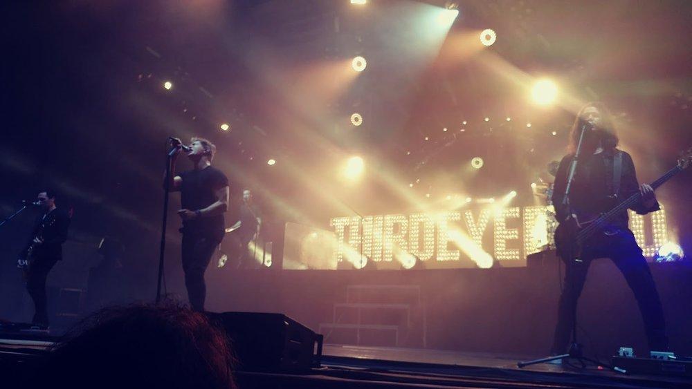 Summer Gods Tour - June 16, 2017 - Charlotte Metro Amphitheatre, Charlotte, NC