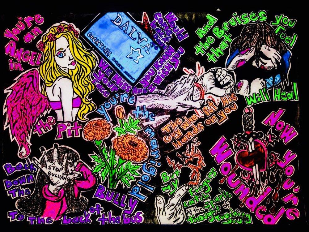 Art: Bridgett Colson