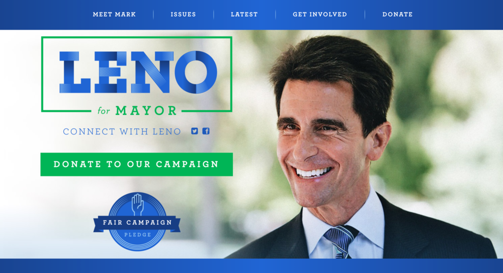 To find out more about Mark, please visit his website:  www.markleno.com