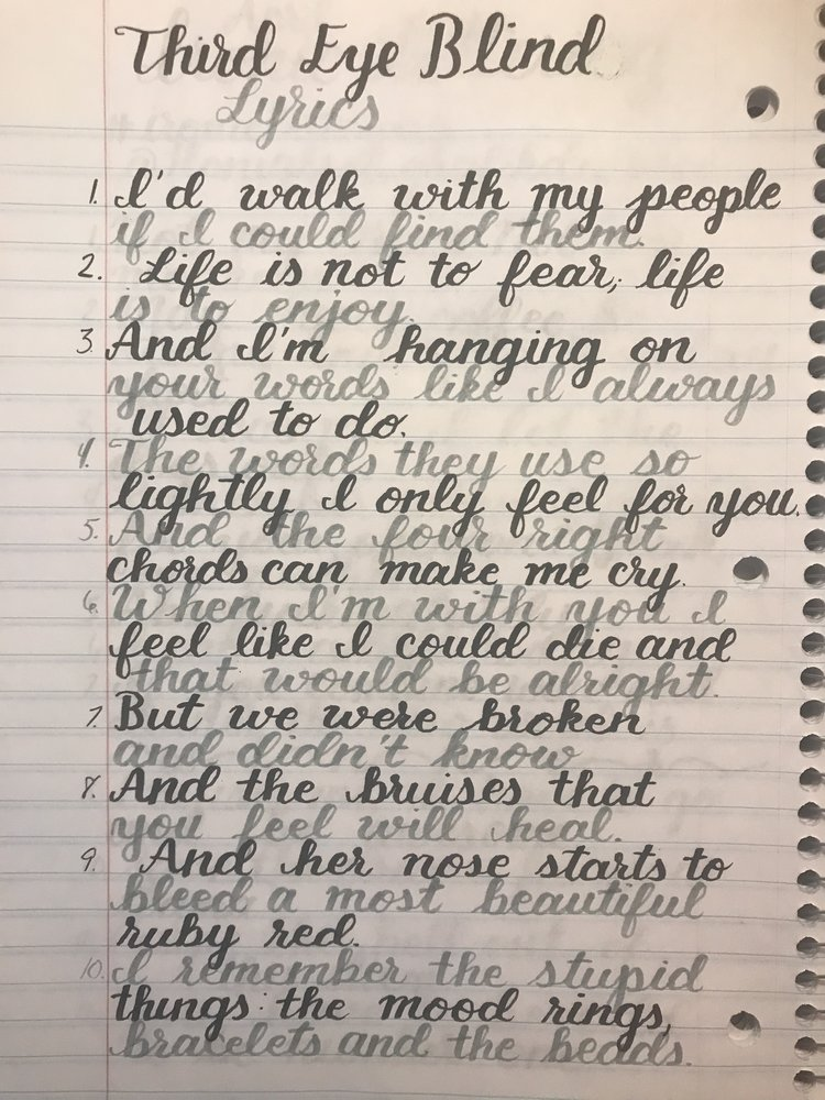 Cheryl Tobin\'s Artistic Inspiration — 3EB LIFESTYLE