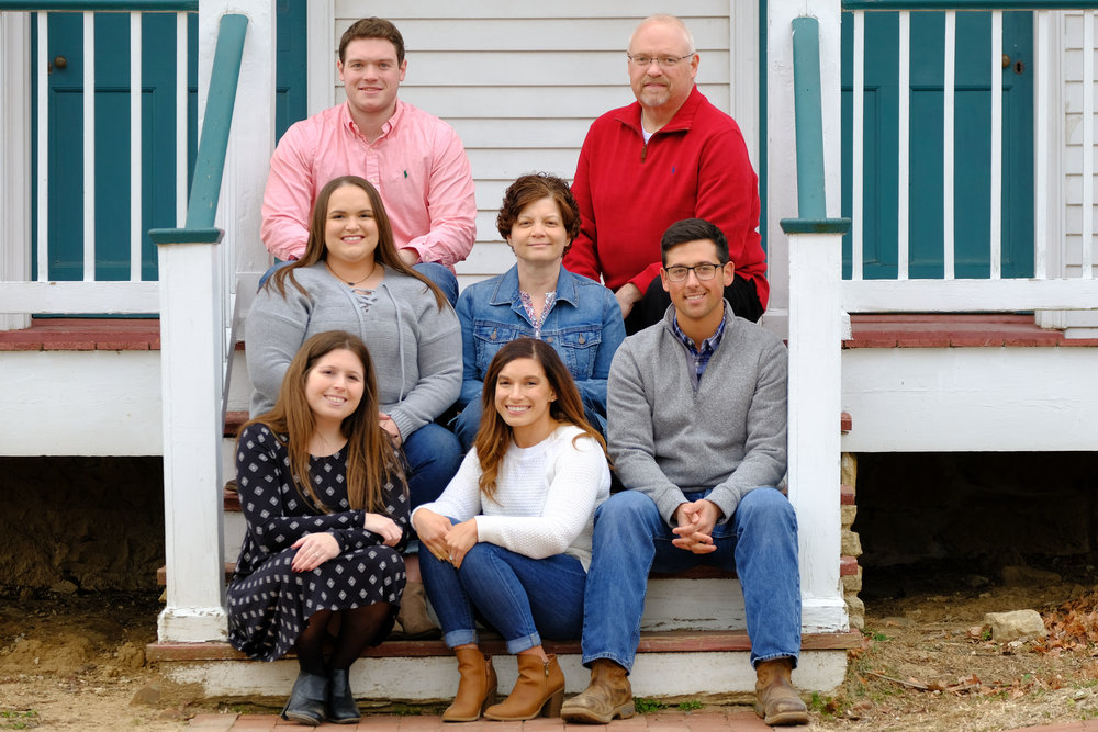 The Murphy Family © Lisa Murphy