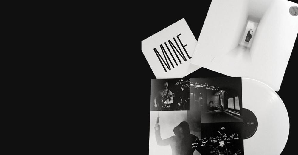 Dopamine Vinyl - ON SALE