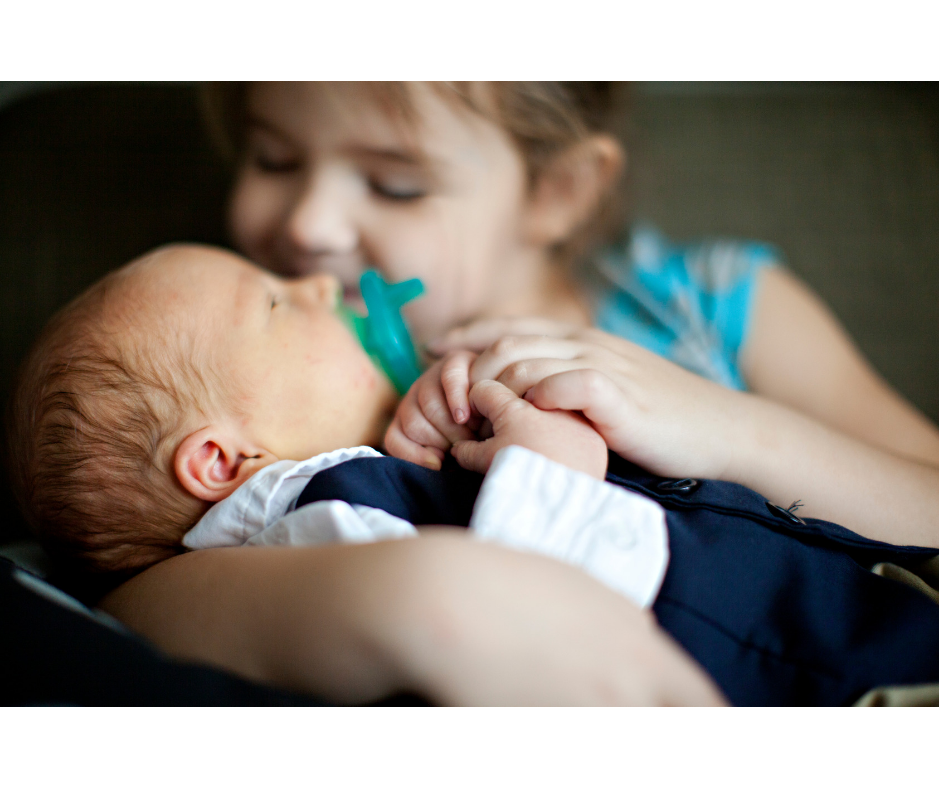 investment toward sibling doula support + care: - $950