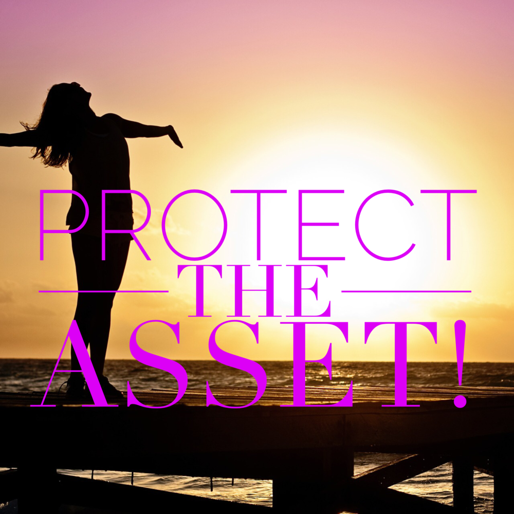 Protect the Asset