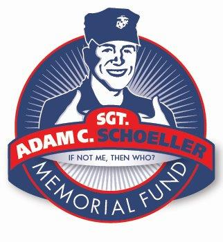 Sgt. Adam C. Schoeller, USMC, Memorial Fund, Inc.