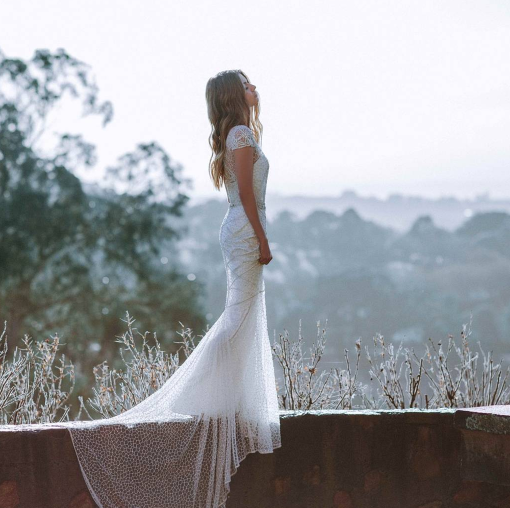 Find the perfect wedding dress for any style of wedding. Look no further than Anna Campbell Bridal. Find more in our Vendor section under Wedding Dress.