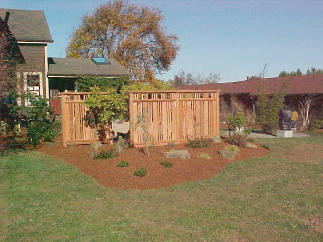 Eureka, Ca Garden Design by Ryan Scott