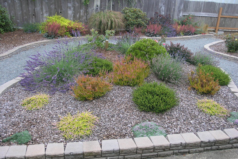 McKinleyville, CA Garden Design by Ryan Scott