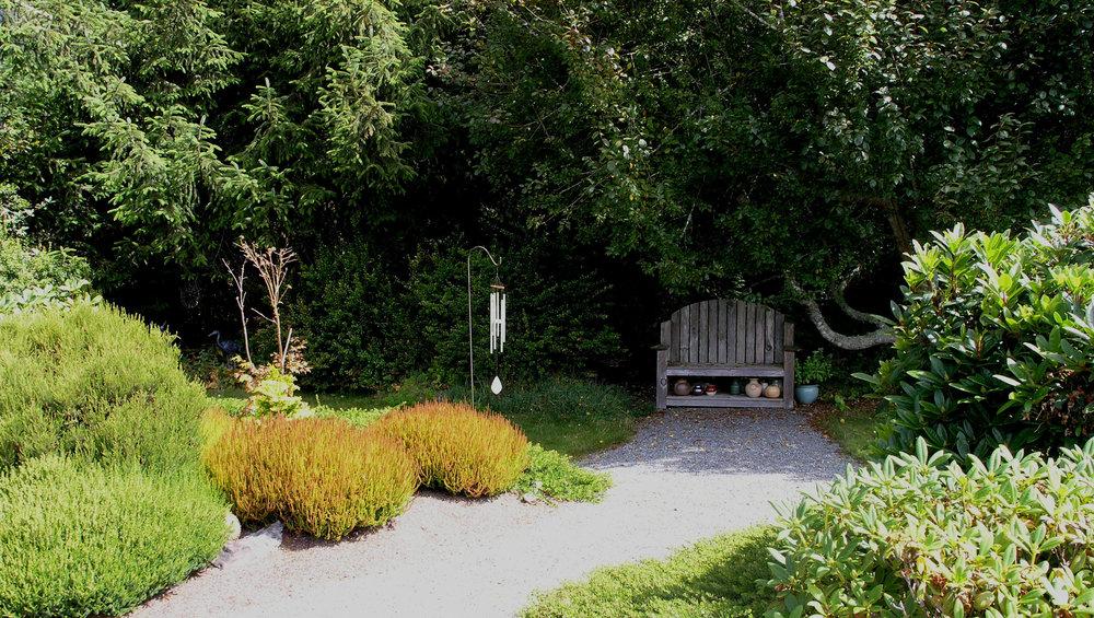 Trinidad, CA Garden Design by Ryan Scott