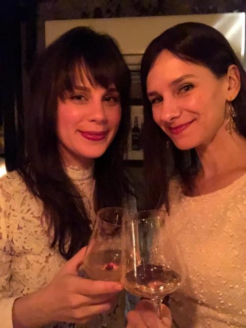 Emily&Nicole CHeers.jpg