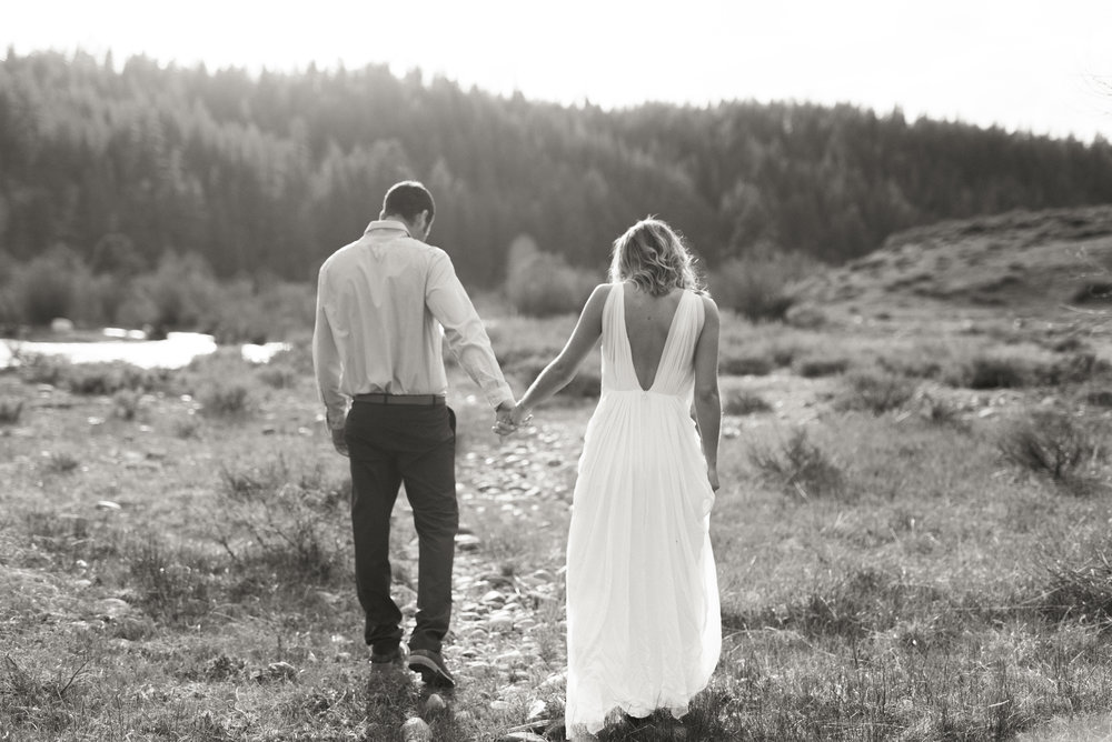 elopement destination wedding, small intimate elopement