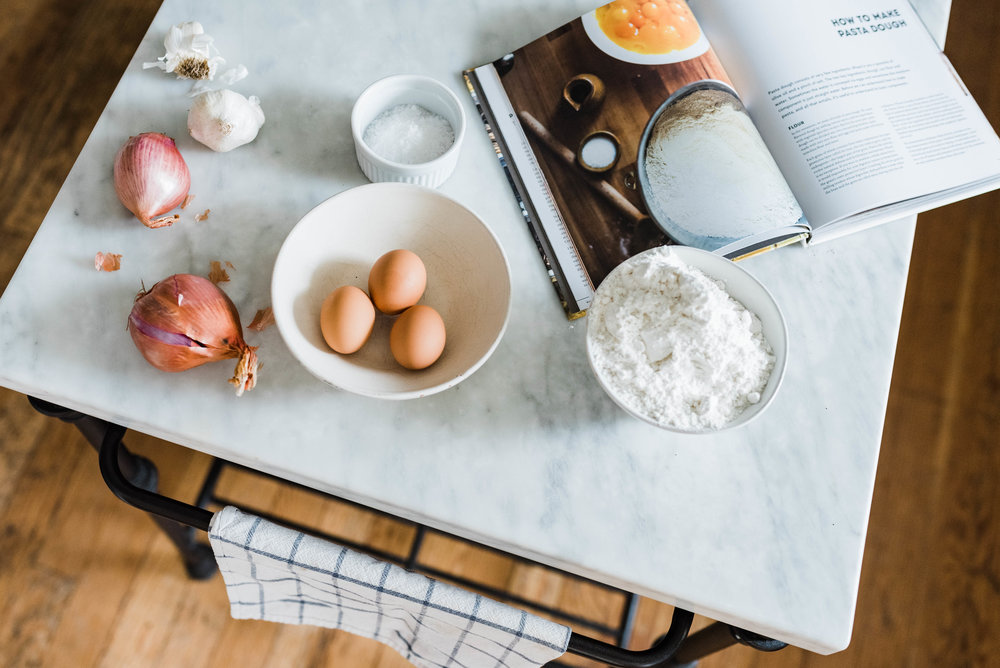 Angela  Nunnink photography food photography stylist San Francisco Bay Area eggs Flour and water SF Briar Patch