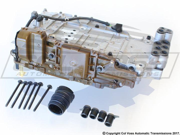 BMW-6L45E-Mechatronics-Unit-Replacement