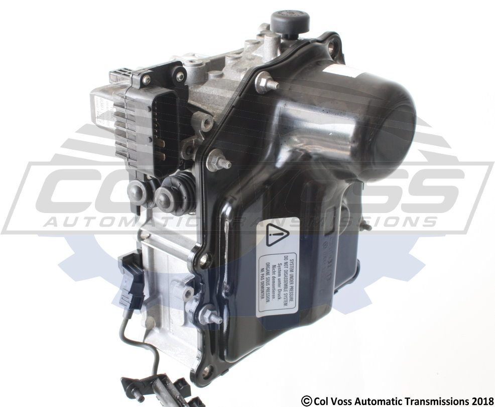 Audi / Volkswagen 7spd DSG loss of drive & reverse gears — Col Voss