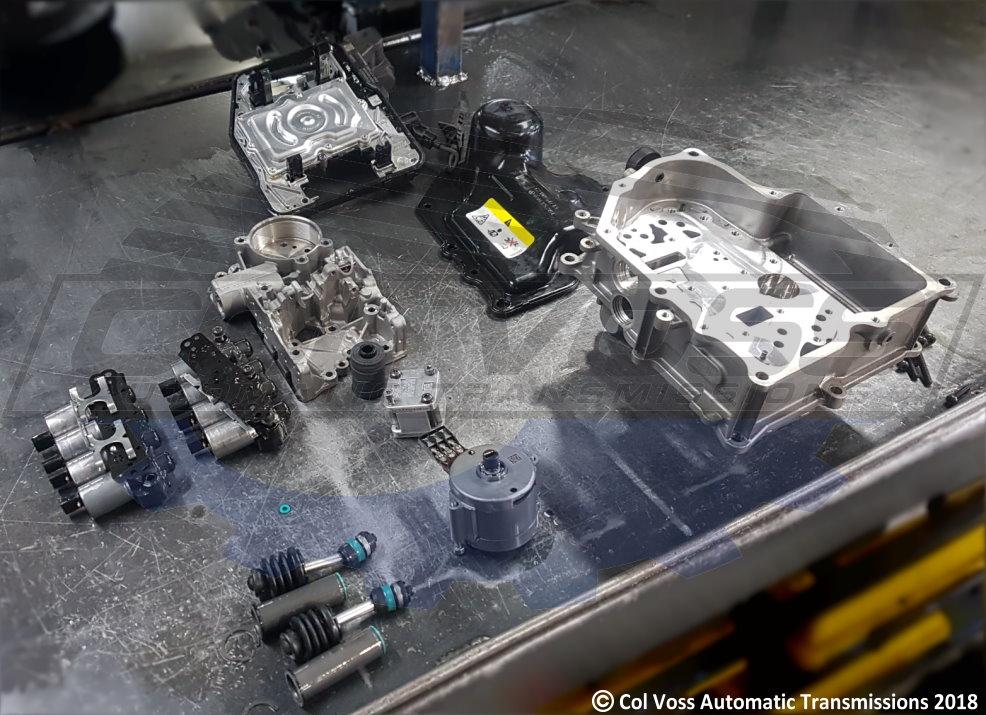 Volkwagen 0am Mechatronic Repair 003.jpg