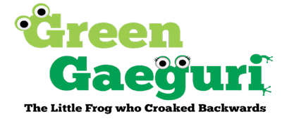 Green Gaeguri: The Little Frog who Croaked Backwards